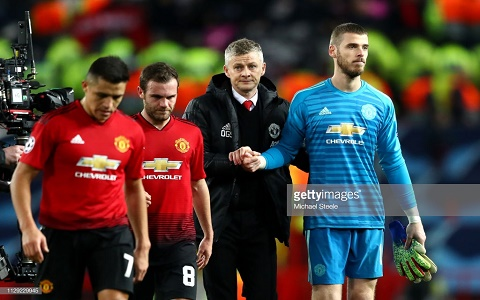 «Манчестер Юнайтед» ўзига ярашмайдиган натижани қайд этди