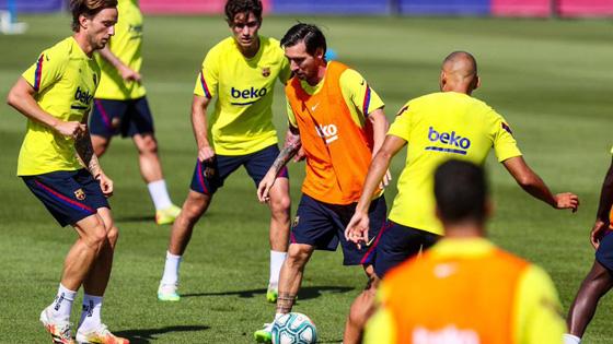 «Barselona»ning 6 futbolchisi doping tekshiruvidan o'tkazildi