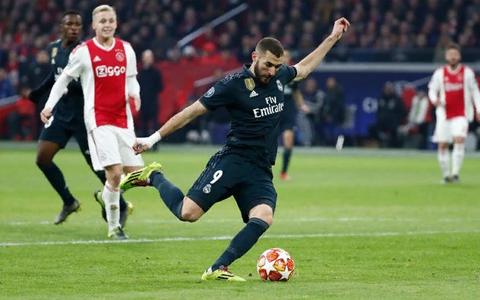 ЕЧЛ. «Аякс» – «Реал Мадрид» 1:2 (видеошарҳ)