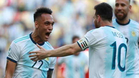 Martines: «Messining «Inter»ga o'tishi orzu qilganman»