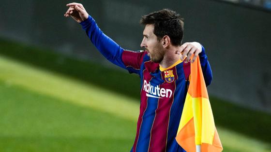 Manba: Messi Ispaniya superkubogi finalini boshlang'ich tarkibda boshlaydi