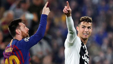 Messi-Ronaldu davri tugadimi?