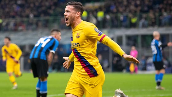 YECHL. «Inter» - «Barselona» - 1:2 (videosharh)