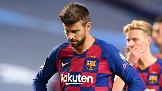 Pike: «Barselona»dan ketish kerak bo'lsa, ketishga tayyorman»