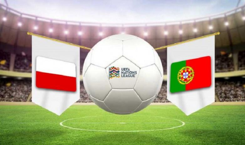 Миллатлар Лигаси. Польша – Португалия 2:3 (видеошарҳ)