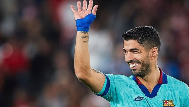 "Luis Suares: ""Barselona"" oldidagi burchimni bajarib ketyapman"""