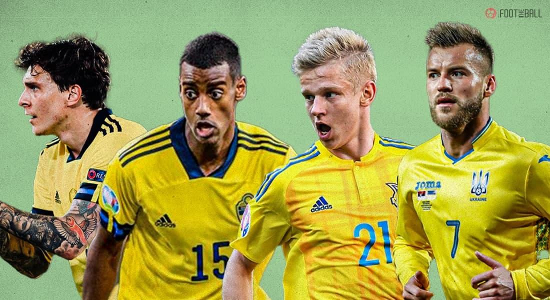 Thống kê thành tích đối đầu Thụy Điển vs Ukraine và những con số cần biết