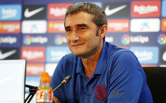 «Eybar» - «Barselona». Valverde kengaytirilgan tarkibni e'lon qildi