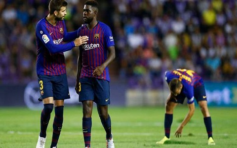 «Барселона» IFFHS версиясига кўра 2015 йилда дунёнинг энг яхши жамоаси деб топилди