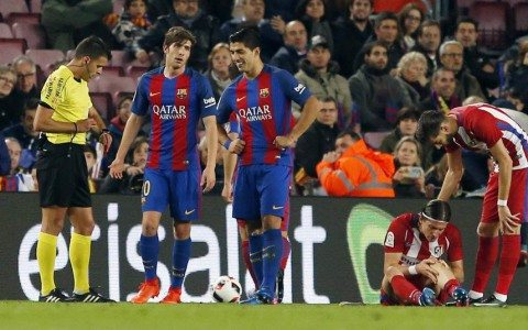 «Barselona» ketma-ket 4-marta Ispaniya kubogi finaliga chiqdi