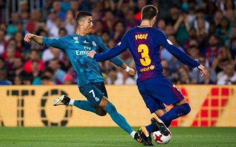 Ispaniya superkubogi. «Barselona» - «Real» 1:3. O'yin statistikasi