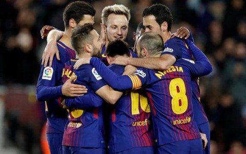 Ispaniya kubogi. «Barselona» - «Valensiya» 1:0 (videosharh)