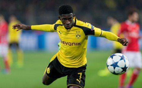 Dembele Dortmundda qoladi