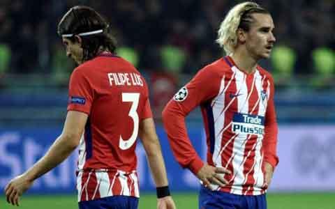 """""""Barselona"""" Grizmanning transferiga Dembeleni qo'shishga tayyor"""