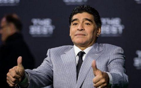 FourFourTwo reytingi: Maradona — eng yaxshi, Messi — 2, Ronaldu — 5-o'rinda (+ro'yxat)