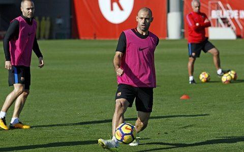 «Barselona» futbolchisi jiddiy jarohat oldi