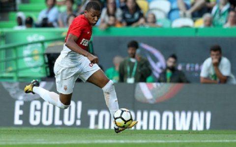 «Barselona» Kilian Mbappe bilan muzokara o'tkazdi