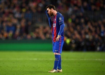 «Barselona» va Messidan yana bir antirekord