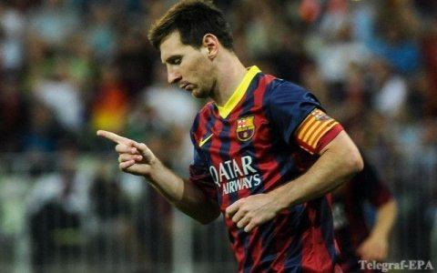 """Messi — Bekhemga: """"Balki, yillar o'tib menga qo'ng'iroq qilarsan"""""""