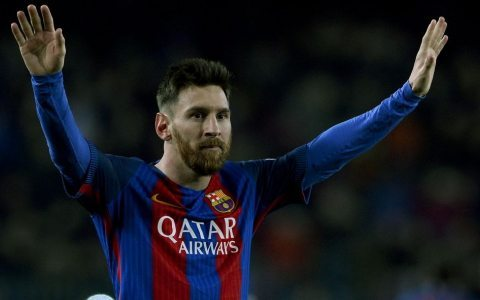 Messi 30 yoshida ham ajoyib jismoniy tayyorgarlikni namoyish etmoqda