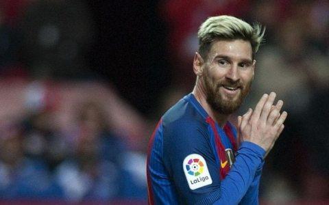 Messi britaniyalik eng yaxshi futbolchining nomini aytdi