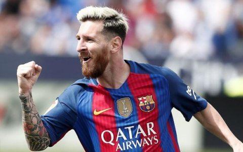 Messi uzoq masofadan gol urishni o'rganib oldi