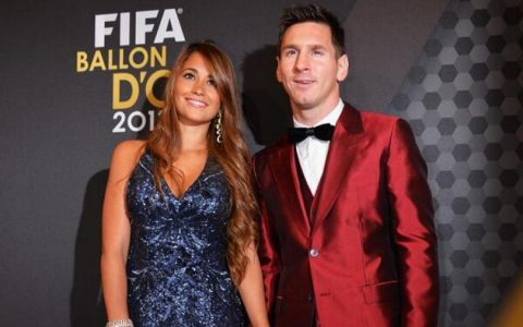 Messi va Suaresning xotini Barselonada poyabzal do'konini ochdi