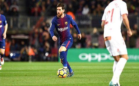 La-liga. «Barselona» qiyinchilik bilan «Alaves»ni mag'lub etdi