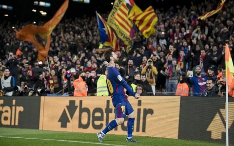 """Messi """"Real""""ning omadsizliklari haqida gapirdi"""