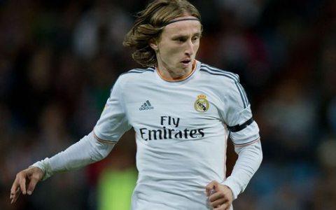Luka Modrich 5-marta Xorvatiyaning eng yaxshi futbolchisi deb topildi