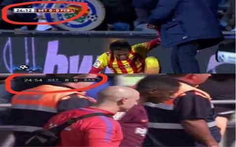Neymar va Dembele o'rtasida g'aroyib o'xshashlik paydo bo'ldi