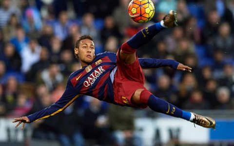 Top-10 dunyoning eng qimmat futbolchilari. Neymar birinchi o'rinda