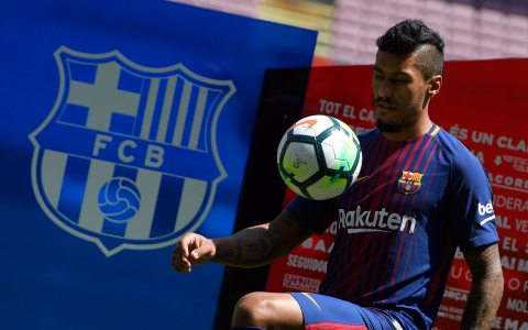 Neymar Paulinoga tabrik yo'lladi