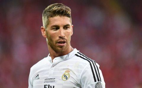 Ramos «Real» uchun 500-o'yinni o'tkazadi