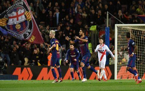 «Barselona» shaxsiy rekordini takrorladi