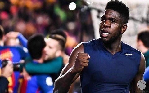 Samuel Yumtiti: «Barselona»ning bir bo'lagiman»