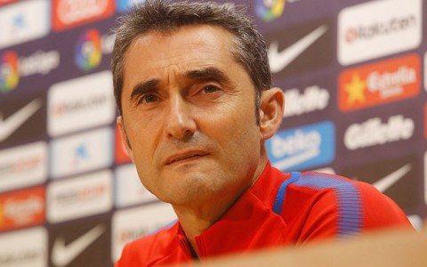 «Espanol» — «Barselona». Valverde kengaytirilgan tarkibni e'lon qildi